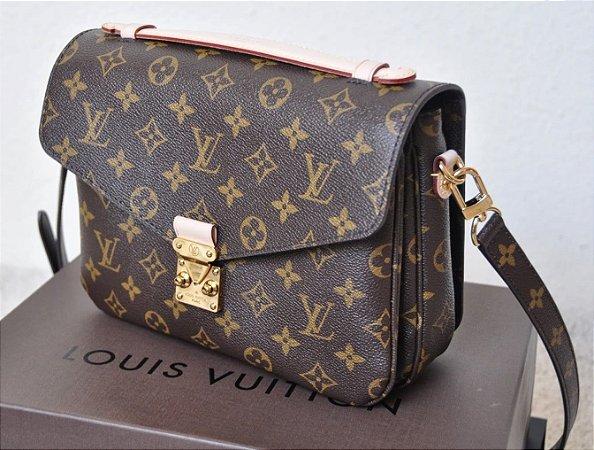 Bolsa Louis Vuitton Pochette Metis Monograma