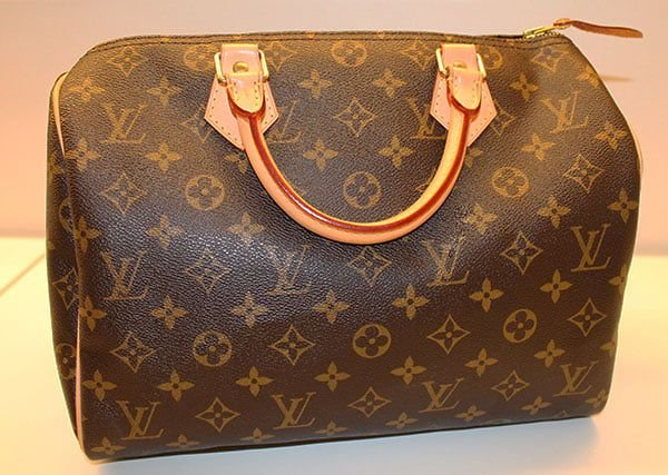 Bolsa Louis Vuitton Speedy Monograma