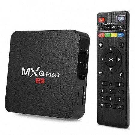 Smartv Tv Box 16gb 3gb Ram Android 8.1 - Ultra HD 4k