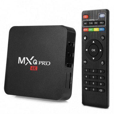 Smart TV Box 3G + 16G Ultra HD 4K Android 8.1 MX9-4K