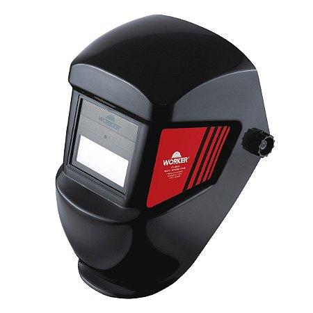 Mascara de Solda Autoescurecimento WK71 Worker com CA