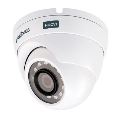 Câmera de Segurança Noturna  Intelbras VHD 5230D + Nitidez