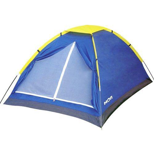 Barraca Camping Iglu 4 Pessoas Mor Poliéster
