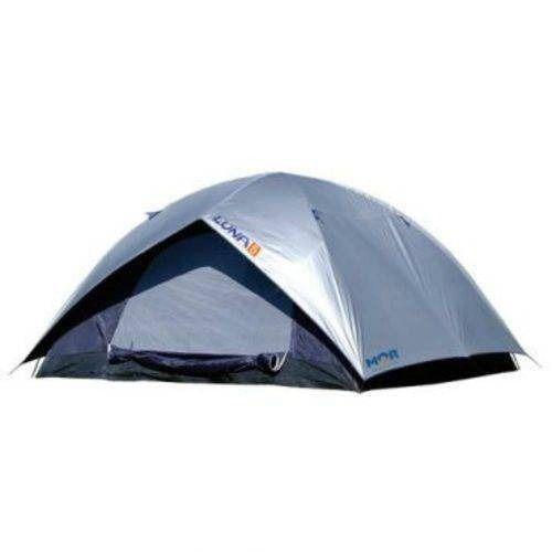 Barraca Camping Luna 5 Pessoas Mor Sobre Teto Poliester