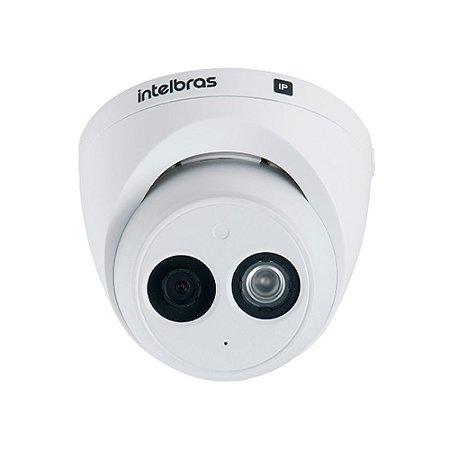 Câmera De TV IP Dome Vip 3250 Com Microfone Intelbras