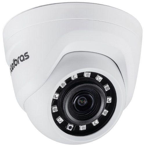 Câmera Dome Hibrida Intelbras Vmh 1010 D  / Ahd 720p