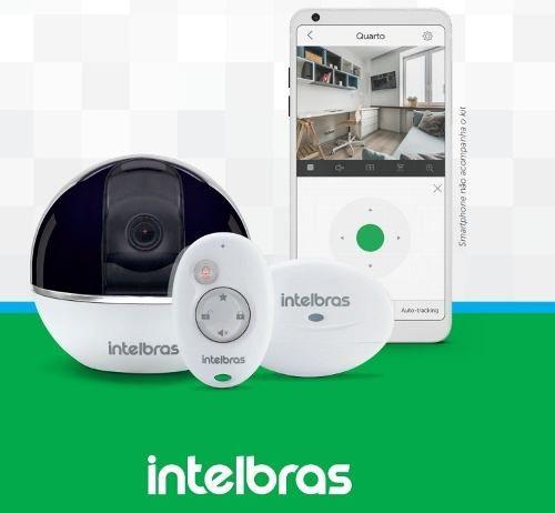 Câmera Intelbras Ic7s Com Alarme Integrado + Frete Grátis