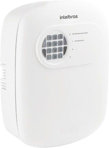 Central Alarme Intelbras Anm 3004st Com Bateria +frete