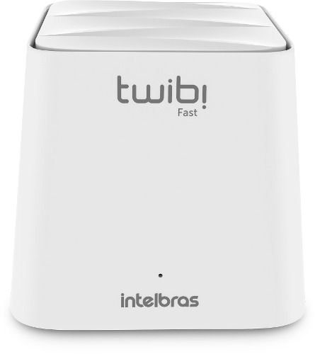 Conjunto Roteador Wireless Mesh Twibi Fast Intelbras 2 Unid