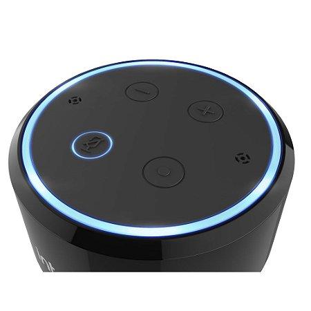 IZY Speak Mini Intelbras com Alexa Alto falante Inteligente comando de voz