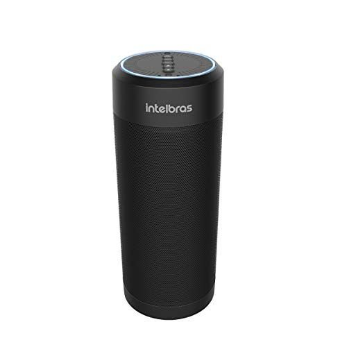 Izy Speak Intelbras Alto falante Inteligente com Alexa Integrada Comando de voz