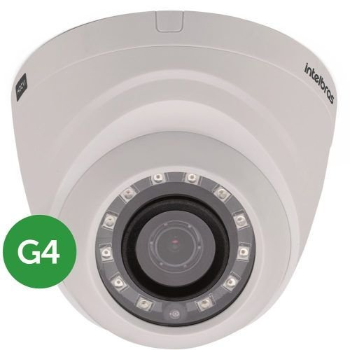 Camera Infravermelho Multi-HD 720p VHD 1010 D G4 Intelbras