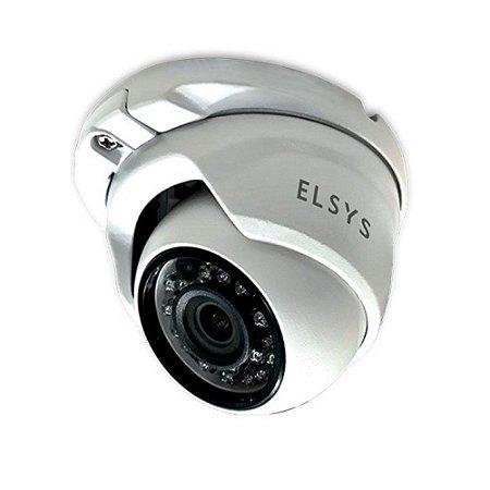 Câmera de segurança ANP-MFH 228D dome ANPOE 4x1 Elsys