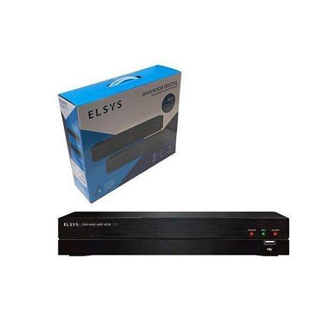 Gravador Digital 1080p 5x1 anpoe 4 canais. MHD-ANP 4004