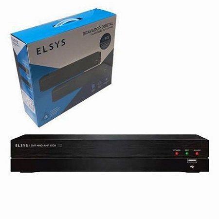 Gravador Digital 1080p 5x1 anpoe 8 canais. MHD-ANP 4008