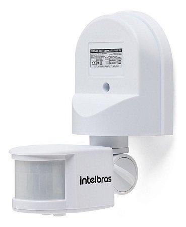 Sensor Presença Ajustável Iluminação Intelbras Esp 180 Ae