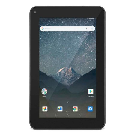 "Tablet Multilaser M7S GO Wi-Fi 7"" 16GB Quad Core 1 GB Ram"