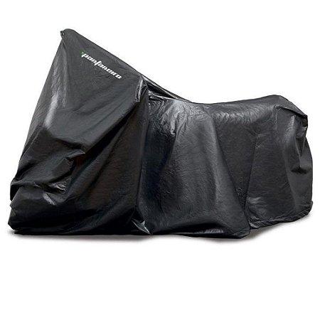 Capa Para Moto Forrada Impermeável Anti Risco Térmica Chuva