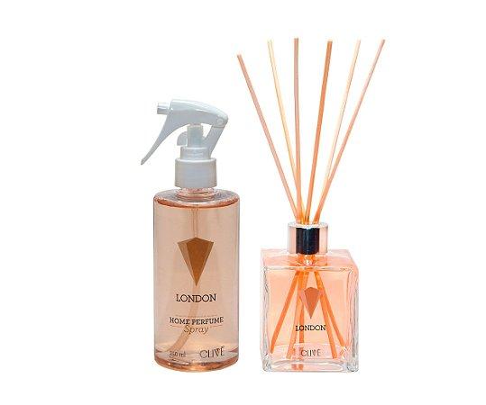 Home Perfume + Home Spray Clivê London