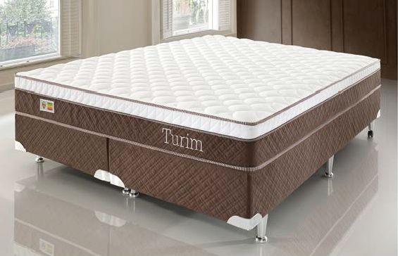 Colchão Turin + Box 1,38 x 1,88