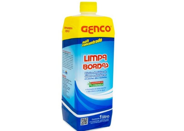 Limpa Bordas - Genco