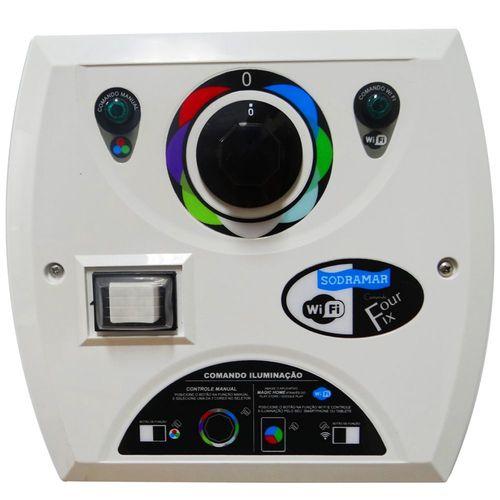 Caixa de Comando Four Fix WiFi 81W - Sodramar