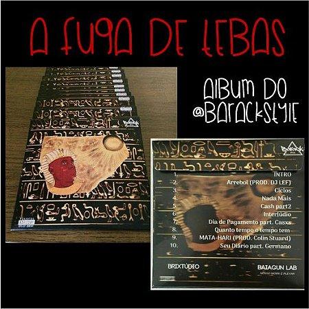 A FUGA DE TEBAS - CD/DISCO FISICO