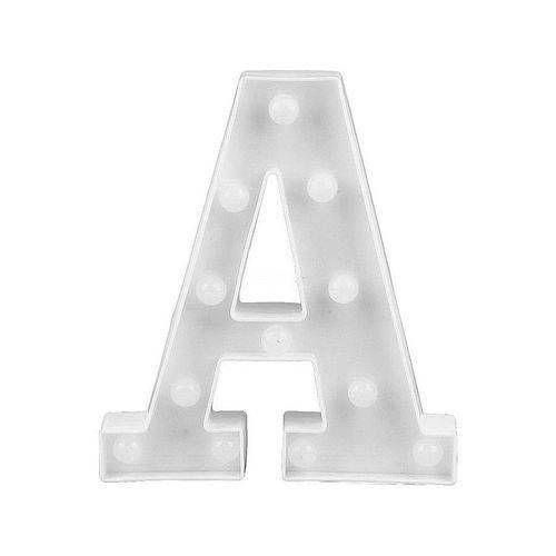 Letra Luminosa de Led A