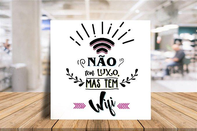Azulejo Decorativo Wifi
