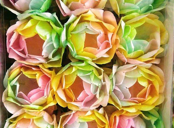 Forminha para Docinho Tulipa com 30 unidades