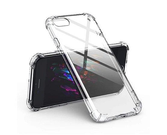 Capinha iPhone Transparente (7 / 8 / X / 7P / 8P)