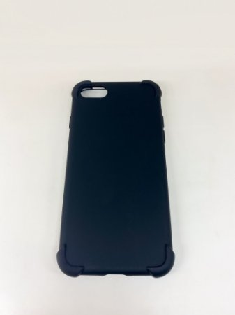 Capinha Preta iPhone 8