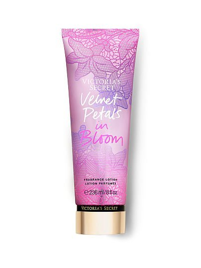 Hidratante victoria secrets  velvet petals in bloom