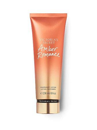 Hidratante victoria secrets  amber romance in original