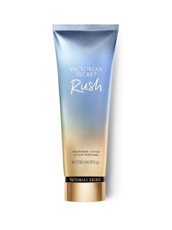 Hidratante victoria secrets  rush in original