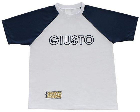 Camiseta Careca Manga Curta
