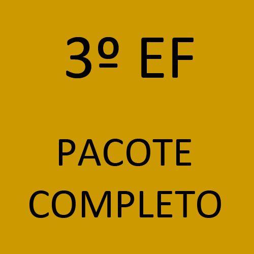 3º EF Pacote Completo (Projeto O Líder em Mim + Livros Didáticos + Livros Paradidáticos)