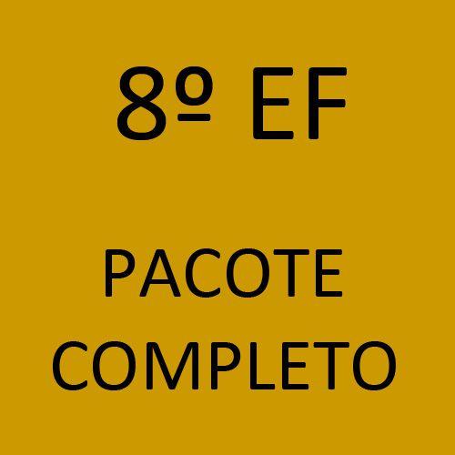 8º EF Pacote Completo (Sistema Anglo de Ensino + Programa Semente + Livros Pradidáticos)