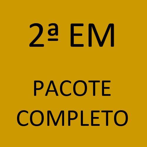 2ª EM Pacote Completo (Sistema Anglo de Ensino + Programa Semente + Livros Pradidáticos)
