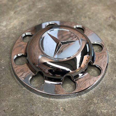 Sobre Tampa do Cubo Tração Mercedes Atego Maior