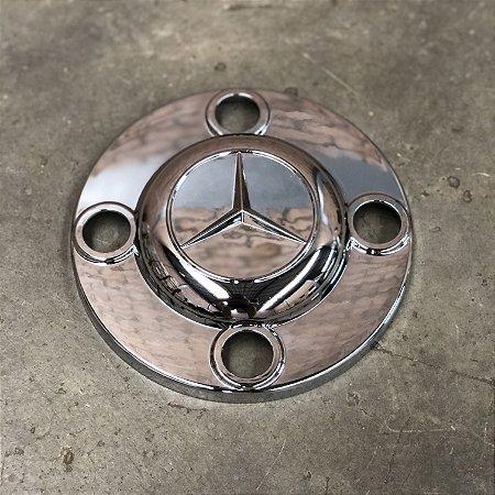 Sobre Tampa Cubo Mercedes-Benz Truck Original