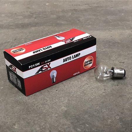 Lâmpada P21 2 Polos 1034 24v - Amarela