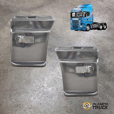 Antifurto para Estribo Scania S5 a partir 2013
