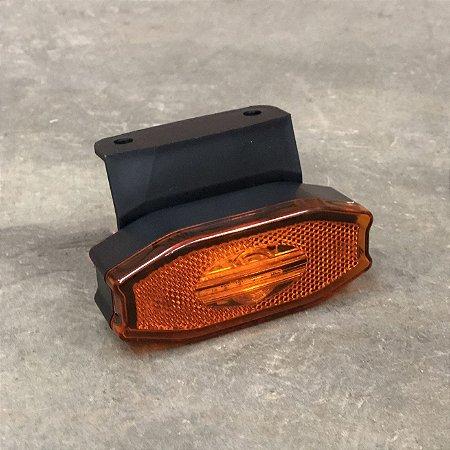 Lanterna Lateral Exclusive com Vigia e Suporte - LED Bivolt