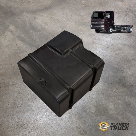 Tampa de Bateria Volkswagen Delivery 2018 - 2 Baterias