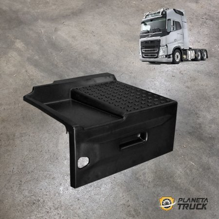 Tampa de Bateria Volvo New FH a partir 2015