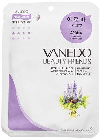VANEDO Lavanda - Máscara Hidratante Facial