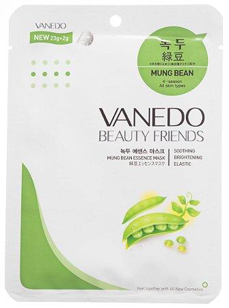 VANEDO Feijão Verde - Máscara Hidratante Facial