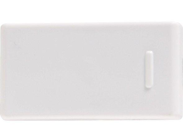 Interruptor Simples Tramontina 10 A 250 V Branco - 57115/001