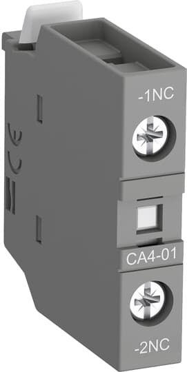 CA4-01 CONTATO AUXILIAR FRONTAL 1NF 1SBN010110R1001 ABB